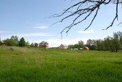 Эксклюзив! Продается участок 14 соток в деревне Покров на берегу ручья - Фото 1