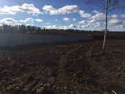 Участок в деревне Кукарино, ИЖС, электричество, забор - Фото 4