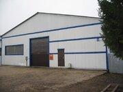 Отапливаемый склад 650 м2 - Фото 1