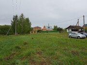 Земельный участок, д. Семеновское (за Шеметово), Коломенский р-н - Фото 4