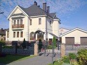 Продаётся коттедж 500м2 с участком 15сот, гараж 100м2, 15км от Нижнего
