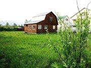 Дача на 8 сотках. 18 км от Наро-Фоминска. 70 км. от МКАД - Фото 1