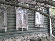 Зем. участок с домом в д. н. Мячково - Фото 1