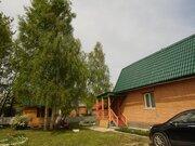 Продажа дома из бруса Воровского, Ногинский район - Фото 1
