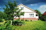 95 от МКАД .Продам дом из бревна. № К-0935. - Фото 1