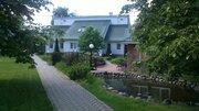 Усадьба 835 кв.м, 75 сот, Дмитровское ш, д.Грибки, 5 км. от МКАД - Фото 1