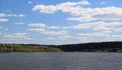 Земельный участок на берегу реки Ока д. Лужки, Симферопольское шоссе - Фото 1