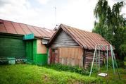 Участок в д.Токарево с частью дома 8 сот, ИЖС - Фото 2