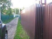9 соток в 15 км от МКАД по Ленинградскому ш. Лунево, ПМЖ - Фото 5