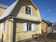 Продам дом в деревне Савельево, прописка, печь, колодец. - Фото 2