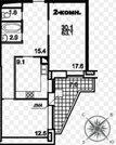 Продажа 2-комн. квартиры в Одинцово