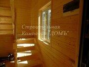 Новый дом с верандой и балконом в соснах у реки - Фото 4