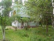Продается дом + баня на 30 сотках земли в лесу. - Фото 1