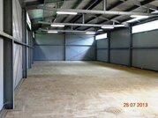 Аренда склада 300 м2. в г.Щелково - Фото 1