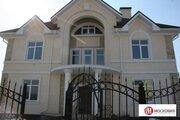 Дом - Замок в Новой Москве ! Лес , Озеро, Калужское шоссе - Фото 3