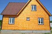 Дом 100 кв. для ПМЖ пос Цибино 50 км от МКАД Воскреснский район - Фото 4