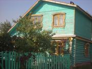 Бревенчатый дом 85 м2 с камином 40 км. от МКАД. На уч-ке новая Баня - Фото 4