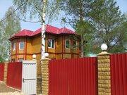 Дом со всеми коммуникациями в окружение леса. деревня Воробьи. - Фото 2