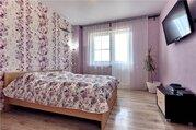 Трёхкомнатная квартира Казбекская (ном. объекта: 9179) - Фото 1