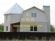 Дом на участке 16 соток ПМЖ на берегу озера в Жуковском р, д.Ступинка. - Фото 2