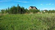 Участок 15 соток в деревне Ходаево Чеховского района - Фото 1