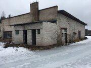 Продажа производственных помещений в Ленинградской области