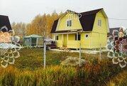Дом из бруса. Новорязанское ш, 46 км от МКАД, Ворщиково.