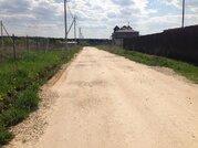 Земельный участок (с электричеством) в Чеховском районе, д. Бершово, - Фото 3