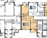 2 комнатная квартира ул. Электромонтажный проезд 5
