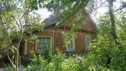 Продам участок с домом в п. Тайцы - Фото 1