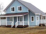 Дом в коттеджном поселке Усадьба Тишнево-2 Боровского района - Фото 3
