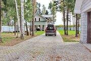 Звенигород, Клопово. Каменный новый дом 150 м2, уч.16 с соснами, у леса - Фото 3