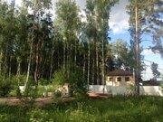 Участок в лесу, Боровск, подъезд асфальт, газ, элитное место - Фото 2