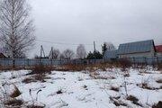Продажа участка, Якиманское, Солнечногорский район - Фото 1