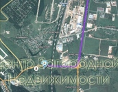 Участок, Киевское ш, 75 км от МКАД, Пекино. Продажа участка пром. . - Фото 3