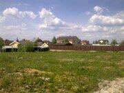 Участок д.Брехово Пятницкое ш-е, 15 км. от МКАД - Фото 1