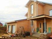 Двухэтажный кирпичный дом на 10 сотках. Москва, п. Краснопахорское - Фото 3