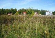 Продается участок 10 соток в деревне Рыбушки Истринского района