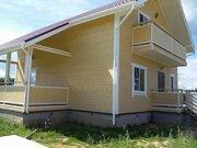 Продаётся двухэтажный дом 150 м2 в кп «Боровики» близь деревни Савьяки - Фото 3