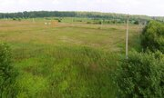 Участок в живописной деревне Волоколамского района недалеко от водоема - Фото 3