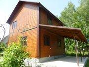 Хороший дом 70м2 на 6 сот. в 5 км от г. Ступино недалеко от р. Оки - Фото 1