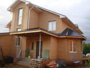 Двухэтажный кирпичный дом на 10 сотках. Москва, п. Краснопахорское - Фото 1