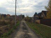 Продается участок, деревня Толстяково - Фото 1