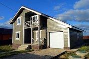 Дом Новый дом с гаражом на участке 12 соток. 63 км от МКАД по Калужско - Фото 2