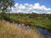 Продается земельный участок 15 соток знп с пропиской на берегу реки - Фото 1