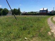 Участок в деревне Полупирогово - Фото 2
