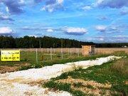 Земельный участок 10 соток под дачу около д. Бершово - Фото 1