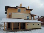 Новый кирпичный дом 350м2 на 9 сотках в 30 км от МКАД Новая Рига - Фото 5