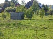 15 соток в д. Большие Горки, рядом река , лес, недалеко водохранилище - Фото 1