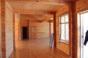 Новый красивый котедж в жилой деревне, 66 км отмкад - Фото 5